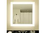 Thermogroup S Range Backlit Mirror