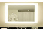 Thermogroup S Range Backlit Mirror without Border