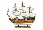 White Angel Batavia Wooden Sailing Boat