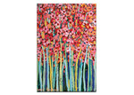 Our Artists' Collection Pink Jonquils by Anna Blatman Art Print on Canvas