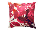Luxotic Fuchsia Ghost Velvet Cushion