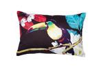 Luxotic Black Paradise Cushion