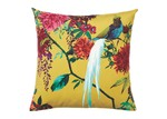 Luxotic Gold Chintz Velvet Cushion