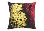 Luxotic Gold Wisteria Velvet Cushion