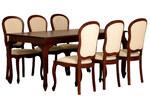 La Verde 7 Piece Queen Ann Dining Table Set