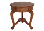 La Verde Rowan 1 Drawer Lamp Table