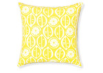 Rapee Riviera Lemons Cushion