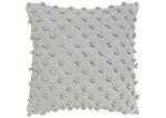 Rapee Acacia Solid Dove Cotton Cushion