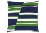 Rapee Saber Navy Cotton Cushion