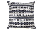 Rapee Navy Tori Cotton & Linen Cushion