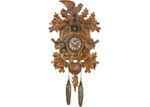 Trenkle Birds Quartz Carved Cuckoo Clock