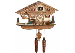 Trenkle Moving Tractor Musical Cuckoo Clock