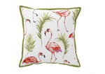 Bianca Flamingo European Pillowcase