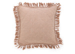 Bianca Blush Keira Cotton European Pillowcase