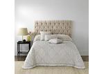 Bianca Silver Eleanor Bedspread