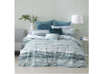 Bianca Teal Lennox Quilt Cover Set