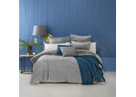 Bianca Silver Buxton Quilt Cover Set