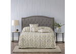 Bianca Taupe Dorset Fitted Bedspread