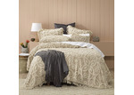 Bianca Taupe Sheba Bedspread Set