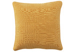 Bianca Mustard Raymond European Pillowcase