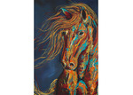 Art Illusions As Wild As The Night Canvas Wall Art