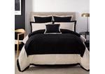 Linen House Black Hunter Quilt Cover Set
