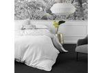 Linen House White Ellie Quilt Cover Set