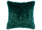 Linen House Channel Faux Fur Cushion
