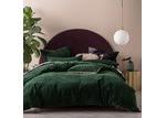 Linen House Ivy Deluxe Velvet Quilt Cover Set