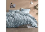 Linen House Blue & White Haze Quilt Cover Set