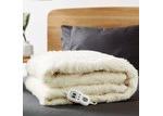 Linen House Multizone Woollen Electric Blanket