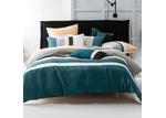 Linen House Ronan Cotton Quilt Cover Set