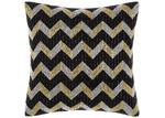 Linen House Chevron Filament Square Cushion