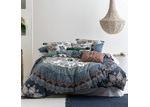Linen House Block Printed Wategos Cotton Quilt Cover Set