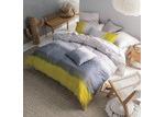 Linen House Orchid Rumer Cotton Sateen Quilt Cover Set