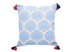 Canvas & Sasson Bermuda Sky Fan Cushion
