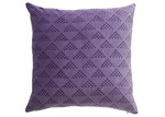Canvas & Sasson Chloe Ark Velvet Cushion