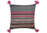 Canvas & Sasson Trove Esmeralda Cotton Cushion
