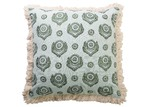 Canvas & Sasson Playa Cayman Cotton Cushion