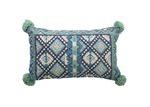 Canvas & Sasson Fable Twilight Cotton Cushion