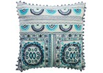 Canvas & Sasson Fable Biscay Cotton Cushion