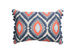 Canvas & Sasson Multi-Coloured Palisades Alba Cushion
