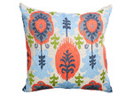 Canvas & Sasson Multi-Coloured Palisades Adelphi Cushion