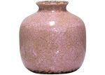 Florabelle Distressed Pink Rosa Ceramic Pot