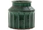 Florabelle Green Esmeralda Ceramic Pot