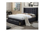 VIC Furniture Atlanta Queen Bed & Mattress