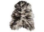 All Natural Hides and Sheepskins Ash Icelandic Sheep Rug
