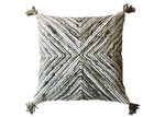 Issie-Mae Jute Tassel Multi Cushion
