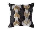 Issie-Mae Gold Arrow Cushion