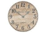 Thomas Kent 38cm Oak Wharf Wall Clock